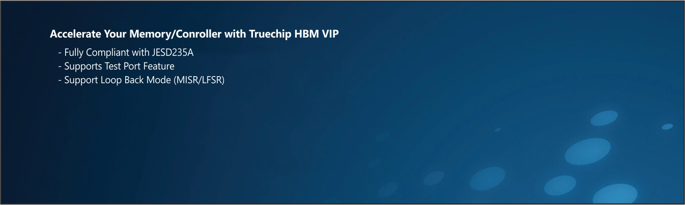 HBM Verification IP